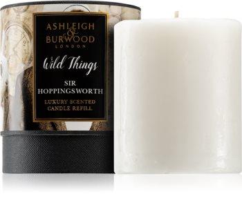 Ashleigh & Burwood London Wild Things Sir Hoppingsworth illatos gyertya  utántöltő