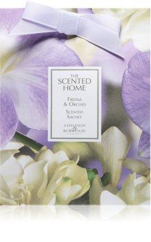 Ashleigh & Burwood London The Scented Home Freesia & Orchid luftfrisker til garderoben
