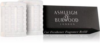 Ashleigh & Burwood London Car White Tea ambientador auto recarga de substituição