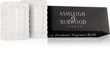 Ashleigh & Burwood London Car Tea Rose vôňa do auta náhradná náplň