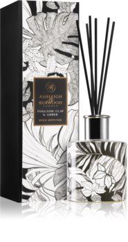 Ashleigh & Burwood London The Design Anthology Volcanic Clay & Amber aroma difuzer s punjenjem