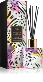 Ashleigh & Burwood London The Design Anthology Yuzu & Coconut Water aroma diffuser with filling