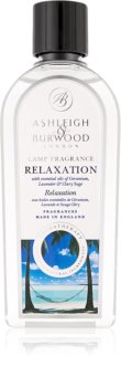 Ashleigh & Burwood London Lamp Fragrance Relaxation katalytisk lampe med genopfyldning