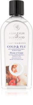 Ashleigh & Burwood London Lamp Fragrance Cold & Flu Katalyyttisen Lampun Täyttäjä