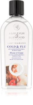 Ashleigh & Burwood London Lamp Fragrance Cold & Flu nadomestno polnilo za katalitično svetilko