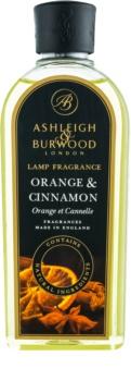 Ashleigh & Burwood London Lamp Fragrance Orange & Cinnamon katalytisk lampe med genopfyldning