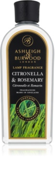 Ashleigh & Burwood London Lamp Fragrance Citronella & Rosemary catalytic lamp refill