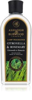 Ashleigh & Burwood London Lamp Fragrance Citronella & Rosemary rezervă lichidă pentru lampa catalitică