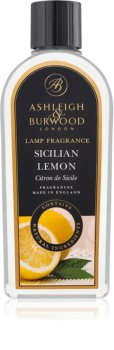 Ashleigh & Burwood London Lamp Fragrance Sicilian Lemon rezervă lichidă pentru lampa catalitică