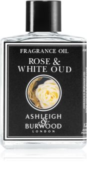 Ashleigh & Burwood London Fragrance Oil Rose & White Oud Hajusteöljy