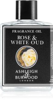 Ashleigh & Burwood London Fragrance Oil Rose & White Oud αρωματικό λάδι