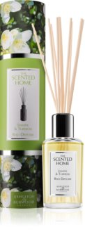 Ashleigh & Burwood London The Scented Home Jasmine & Tuberose Aroma Diffuser mitFüllung