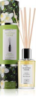 Ashleigh & Burwood London The Scented Home Jasmine & Tuberose dyfuzor zapachowy z napełnieniem
