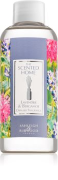 Ashleigh & Burwood London The Scented Home Lavender & Bergamot recharge pour diffuseur d'huiles essentielles