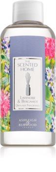 Ashleigh & Burwood London The Scented Home Lavender & Bergamot reumplere în aroma difuzoarelor
