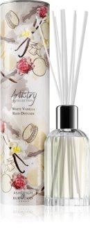 Ashleigh & Burwood London Artistry Collection White Vanilla aroma diffúzor töltelékkel