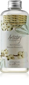 Ashleigh & Burwood London Artistry Collection Soft Cotton recharge pour diffuseur d'huiles essentielles
