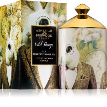 Ashleigh & Burwood London Wild Things Sir Hoppingsworth vela perfumada