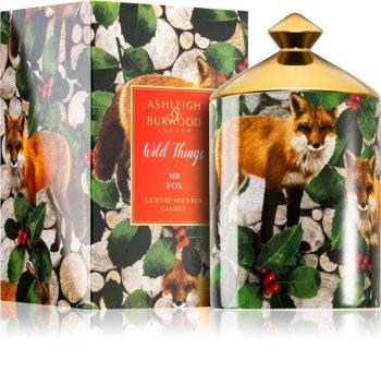 Ashleigh & Burwood London Wild Things Mr Fox illatos gyertya