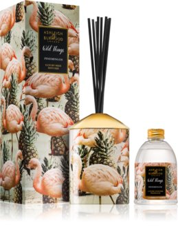 Ashleigh & Burwood London Wild Things Pinemingos Aroma Diffuser mitFüllung (Coconut & Lychee)