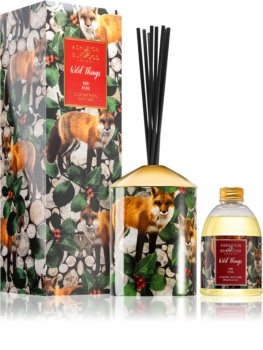 Ashleigh & Burwood London Wild Things Mr Fox aroma difuzer s punjenjem