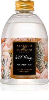Ashleigh & Burwood London Wild Things Pinemingos recharge pour diffuseur d'huiles essentielles (Coconut & Lychee)