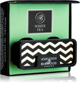 Ashleigh & Burwood London Car White Tea vôňa do auta clip
