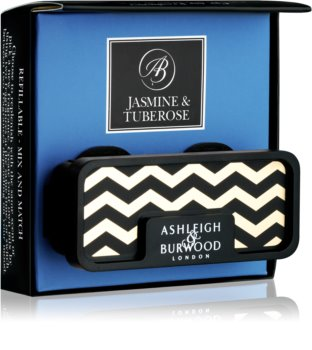 Ashleigh & Burwood London Car Jasmine & Tuberose ambientador auto clip