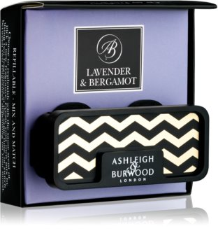 Ashleigh & Burwood London Car Lavender & Bergamot Auton ilmanraikastin Klipsi