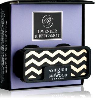 Ashleigh & Burwood London Car Lavender & Bergamot illat autóba clip