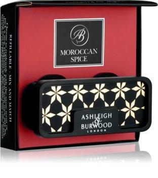 Ashleigh & Burwood London Car Moroccan Spice car air freshener Clip
