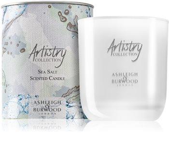 Ashleigh & Burwood London Artistry Collection Sea Salt vonná sviečka
