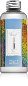 Ashleigh & Burwood London The Scented Home Summer Rain recharge pour diffuseur d'huiles essentielles
