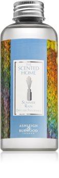 Ashleigh & Burwood London The Scented Home Summer Rain Täyttö Aromien Hajottajille