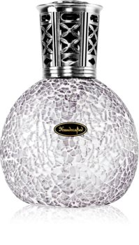 Ashleigh & Burwood London Frosted Bloom lampe à catalyse grande (15 x 10 cm)
