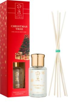 Ashleigh & Burwood London Earth Secrets Christmas Tree aroma diffúzor töltelékkel
