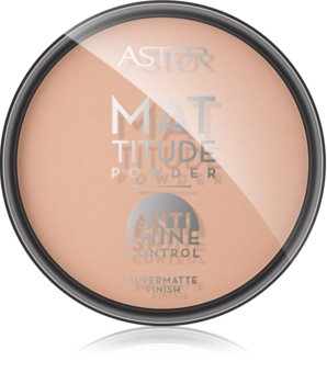Astor Mattitude Anti Shine puder matujący