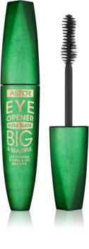 Astor Big & Beautiful Eye Opener maskara za volumen in goste trepalnice