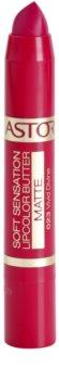 Astor Soft Sensation Lipcolor Butter matná rtěnka