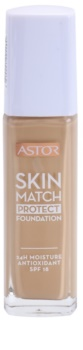 Astor Skin Match Protect Hydrating Foundation SPF 18