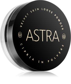 Astra Make-up Velvet Skin Rice transparentni puder v prahu