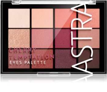 Astra Make-up Palette The Temptation palette de fards à paupières