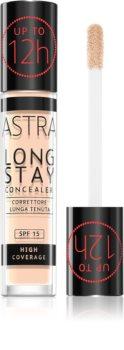 Astra Make-up Long Stay Korkean Kattavuuden Peitevoide SPF 15