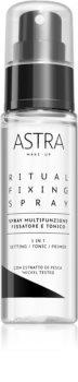 Astra Make-up Ritual Fixing Spray fixační sprej na make-up