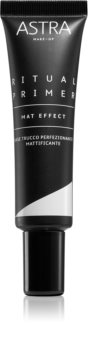 Astra Make-up Ritual Primer Mat Effect bază de machiaj matifiantă, sub fondul de ten