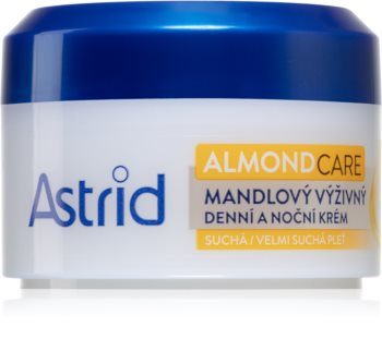 Astrid Nutri Skin Nourishing Almond Cream for Dry and Very Dry Skin