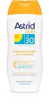 Astrid Sun hydratačné mlieko na opaľovanie SPF 30