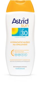Astrid Sun lait solaire hydratant SPF 30