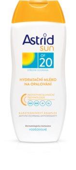 Astrid Sun leite solar hidratante SPF 20