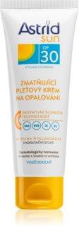 Astrid Sun Hydraterende Crèmevoor Zonnen  SPF 30